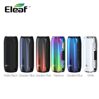 Original 80W Eleaf iStick Rim C TC Box Mod Max 80W & QC3.0 Quick Charge Powered by 18650 Battery Box Vape VS Istick Pico/Gen Mod