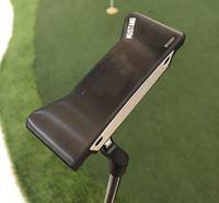 Клюшки для гольфа MUSTANG черные клюшки для гольфа 33 34 35 дюймов с клюшкой стальные клюшки для гольфа Бесплатная доставка