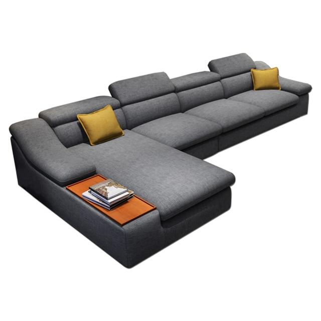 Sectional Lounge Sofa Furniture 5