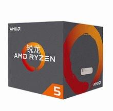 AMD Ryzen 5 3400G R5 3400G 3,7 ГГц четырехъядерный Восьмиядерный процессор 65 Вт Процессор l3 = 4M amenchufe AM4 Новый с вентилятором