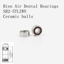 Bien air керамические стоматологические подшипники sr2 5tlzwn