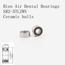 Bien Air ceramic dental bearings SR2-5TLZWN wrench for bien air inner cap of bien air bora bien air black pearl