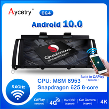 GPS Navigation Stereos-Receiver Cic-System Android-10 No-Dvd-Player Auto-Radio X3 64G