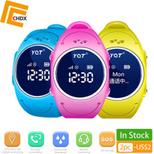 CHDX GPS Child Smart Watch Kids Phone Position Children SOS Waterproof Gift