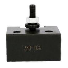 Токарный станок быстрая замена инструмент пост 250 104 держатель
