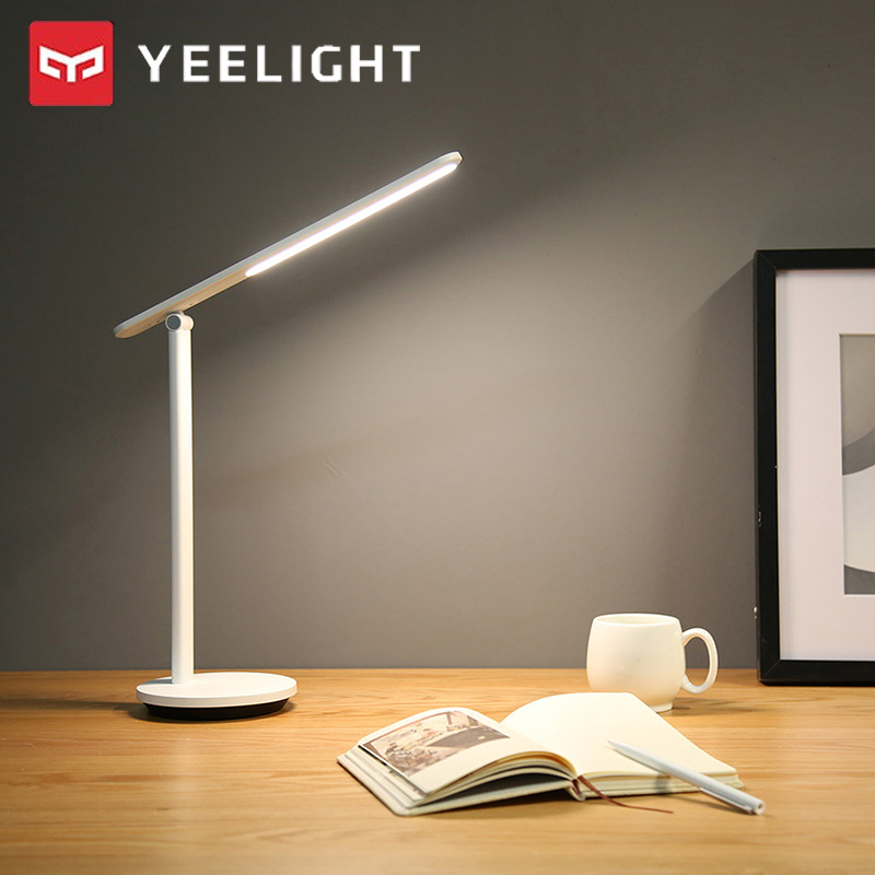 Yeelight YLTD14YL Lampada Da Tavolo A LED PRO USB Tipo-C Ricaricabile Pieghevole 2700-5000K 200lm Luce Scrivania 40 ore In Standby