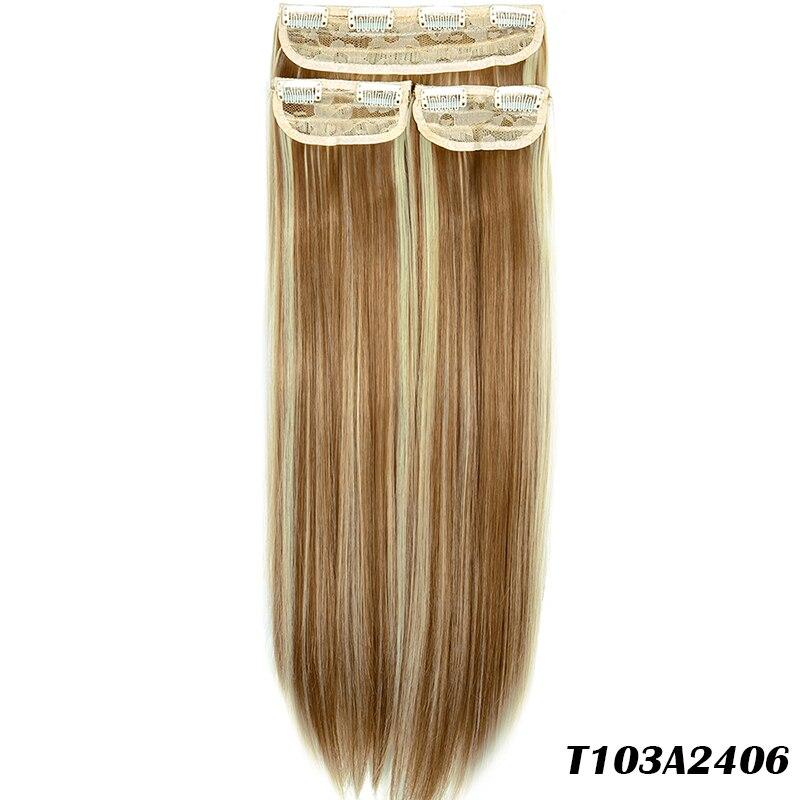 Cheap Uma peça de peruca sintética