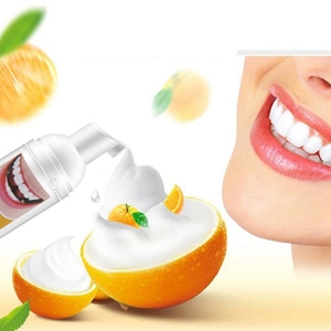 Effective Oral Care Foam Tooth