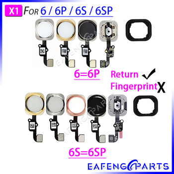Assembly Home Button With Flex Cable For IPhone 6S 6Plus 6 Plus 6S Plus Home Button Flex