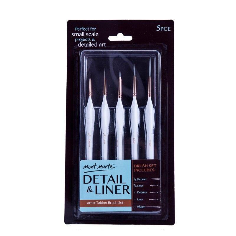 super qualidade weasel cabelo gancho linha escova caneta aquarela cabelo macio pintura a oleo ultra fino