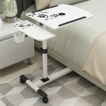 цена на New Lifting Mobile Notebook Table Computer Desk Bedside Sofa Bed Learning Desk Folding Laptop Table Adjustable Table