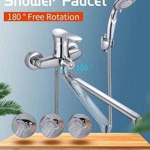 Olinia смеситель для ванной душевая система кран для ванной cмеситель для ванны смеситель на борт ванны смесители для ванной смеситель для душ...