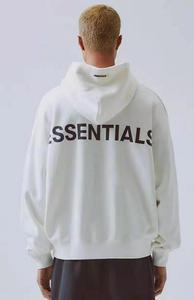 Image 5 - 2020 최신 탑 힙합 FOG 에센셜 시즌 6 3M 반사 풀오버 후드 힙합 특대 남성 여성 패션 스웨터