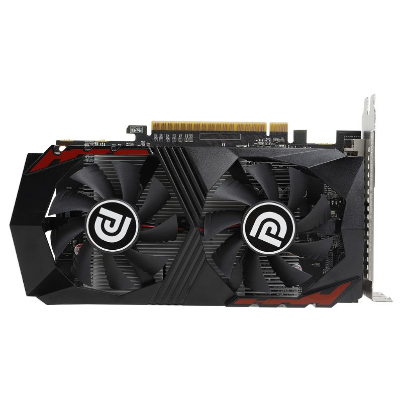 Video Card Computer Graphic Card PCI-E GTX1050Ti GPU 4G DDR5 for nVIDIA Game PC Computer Accessories image