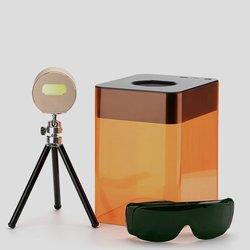 Imprimante 3D Laser graveur Portable Mini Laser Machine de gravure Pecker bureau Etcher Cutter bois routeur Machine