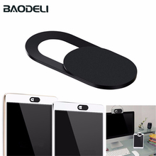 BAODELI Cache Webcam Cover Plastic Camera Sticker Laptop Lens Shutter Cap Avoid Lil Peep For Pc Macbook Iphone Xiaomi Samsung automatic lens cap for samsung ex1 tl1500