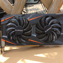 GIGABYTE NVIDIA GeForce GTX1060 scheda Video pci-express DDR5 DP/DVI/HDMI da 3GB