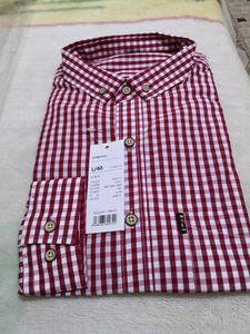 Image 2 - Mens Plaid Cotton Casual Slim Fit Long Sleeve Button Down Dress Shirts 2018 Fashion Men Work Business Brand Shirt Chemise Homme