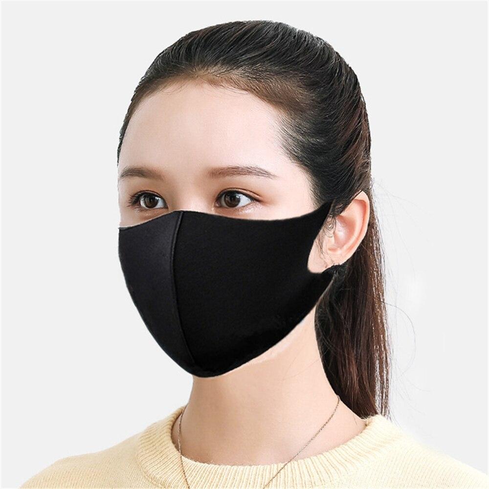 1 шт. маска для лица с рисунком дьявола Антибактериальная маска для рта можно мыть многоразовые маски для лица