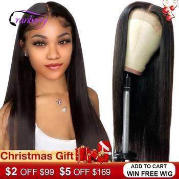 Hair Brazilian Straight Closure Wig