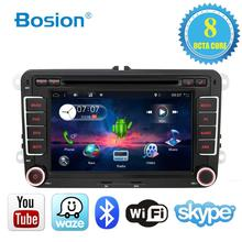 Car Multimedia Player 2 Din Android 9.0 Gps per Il Vw/Golf/Tiguan/Skoda/Fabia/Rapid /Seat/Leon/Skoda Dvd Automotivo Fm Canbus Libero