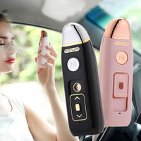 Nanum Air Humidifier Air Purifier USB Fragrance Atomizer Fashion Mist Maker Aromatherapy Face Massager Home Office Automobile