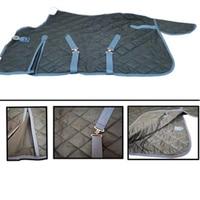 600D Oxford Cloth Horse Rug Lightweight Waterproof Windproof Adjustable