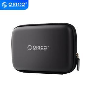 Image 1 - Orico Zwart PHB 25 BK Opbergtas Externe Draagbare Bescherming Tas Met Neopreen Voor 2.5 Inch Mobiele Harde Schijf Case