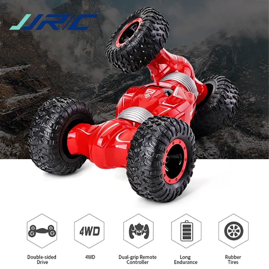 JJRC Q70 RC Car 4WD Radio Control 2.4GHz Twist- Desert Cars Off Road Buggy Toy High Speed Climbing RC Car Kids Children Toys