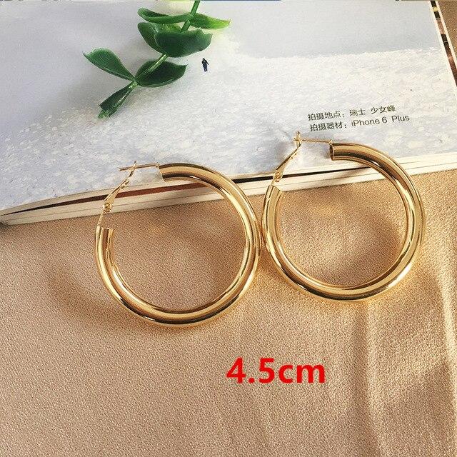 Gold Big 4.5cm
