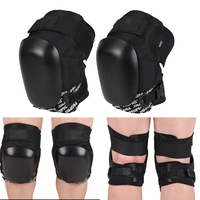 FAVSPORTS 1Pair Adult's Tactical Protective Knee Pads Extreme High Quality Sports Knee Protector Ski Motorcycle Safety Knee