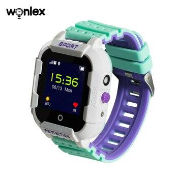 Детские смарт-часы Wonlex KT03 5