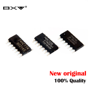 (10piece) 74 series 74HCT14 74HC125D 74HC74D 74HC00D 74HC04D 74HC14D 74HC02D DIP-14 DIP new and original ic