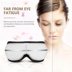 Wireless Digital Eye Massager Heat Relieves Eye Strain Pressure Headaches