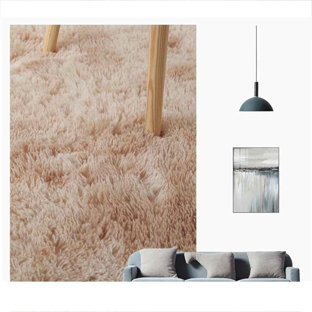רך מודרני אזור שטיחי 40x60cm שאגי משתלת בית שטיח חדר שטיח קטיפה תפאורה לסלון, שינה 2020 מכירה לוהטת & xs