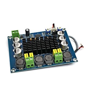 Image 3 - NEW TPA3116 Dual channel Stereo High Power Digital Audio Power Amplifier Board TPA3116D2 Amplifiers 2*120W Amplificador DIY
