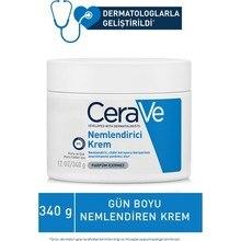 Cerave Nemlendici Cream Dry Skin Ceramide and Hyaluronic Acid İçerikli 340 g
