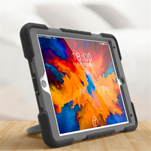 Camoro Ipad 10.2 Air 3 Case Shockproof 10 Inch Tablet Mini Case Cover Rotate Folding Protective Shell for IPad Tablet Pouch