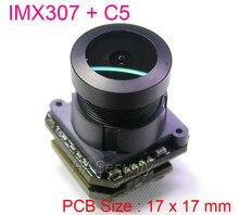 Mini 17x17mm AHD-H, 1080p, 1/2.8