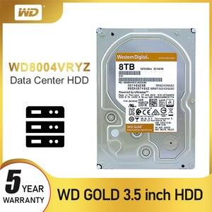 Image 4 - Ổ Cứng WD Tây Kỹ Thuật Số Mới Vàng 2TB 4TB 6TB 8TB 10TB 14TB HDD SATA 3.5 Cứng Bên Trong Đĩa Harddisk Cứng Disque Dur Máy Tính Để Bàn