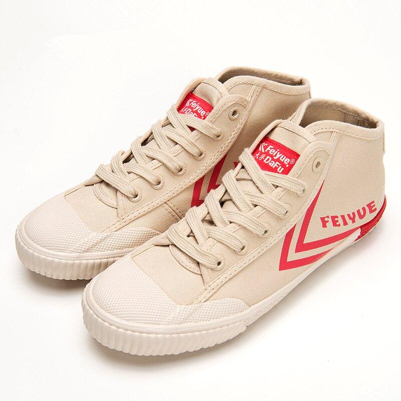 FEIYUE SHOES MEN WOMEN BOOT Shoes Classical Felo Sneakers Shoes Martial Arts Taichi Kungfu Shoes