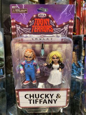 Bride of Chucky Child/'s Play Good Guy Horror Classic Scar Killer Figurine Statue
