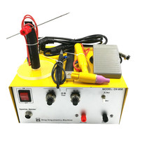 DX-808 80A Pulse Spot Welding Handheld Pulse Spot Welder-spot Welding Machine Gold Silver Jewelry Processing 220V 50/60Hz(China)