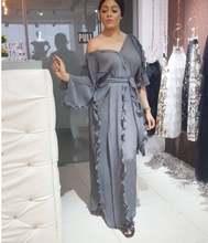Новинка 2021 Осеннее Африканское женское платье Дашики Модные