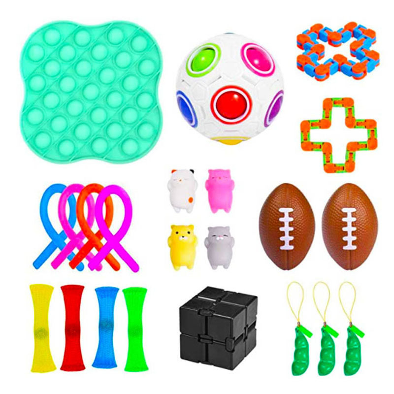 Fidget-Toys Autism Stress Kids Relief-Toy Sensory-Toy Gifts Funny Adult Anxiety img5