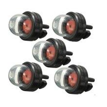 5 pieces carburetor pump for Chinese gasoline chainsaw 4500 5200 5800 45cc 52cc 58cc