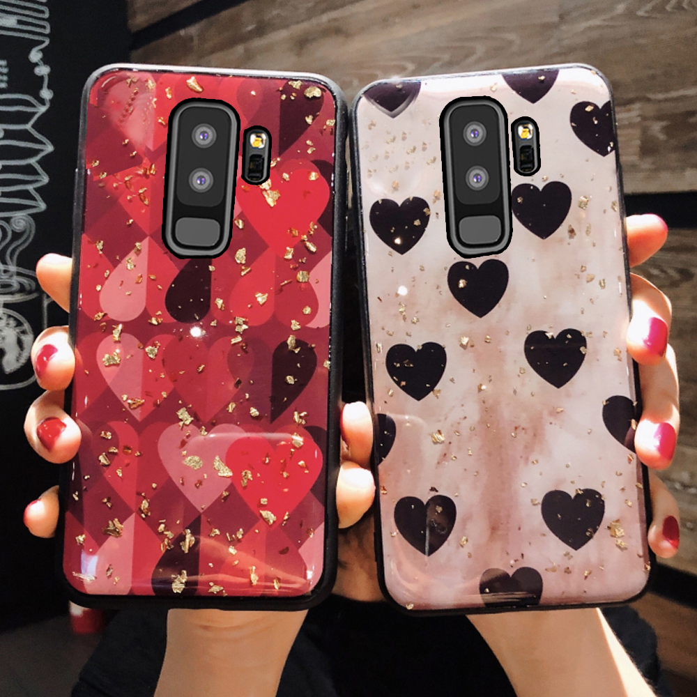 YUETUO soft tpu phone back etui,capinha,coque,cover,case for <font><b>samsung</b></font> <font><b>galaxy</b></font> s9 plus <font><b>s</b></font> <font><b>9</b></font> s9plus silicone accessories protector image