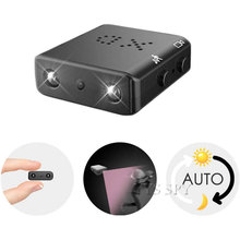 En küçük Mini kamera 1080P Full HD Video kaydedici IR Cut gece görüş hareket algılama mikro kamera kamera espía gizli kamera