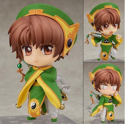 10 см персонаж сакуры Syaoran, новинка 763, фигурка героя из ПВХ, коллекция игрушек, кукла, аниме, мультяшная модель