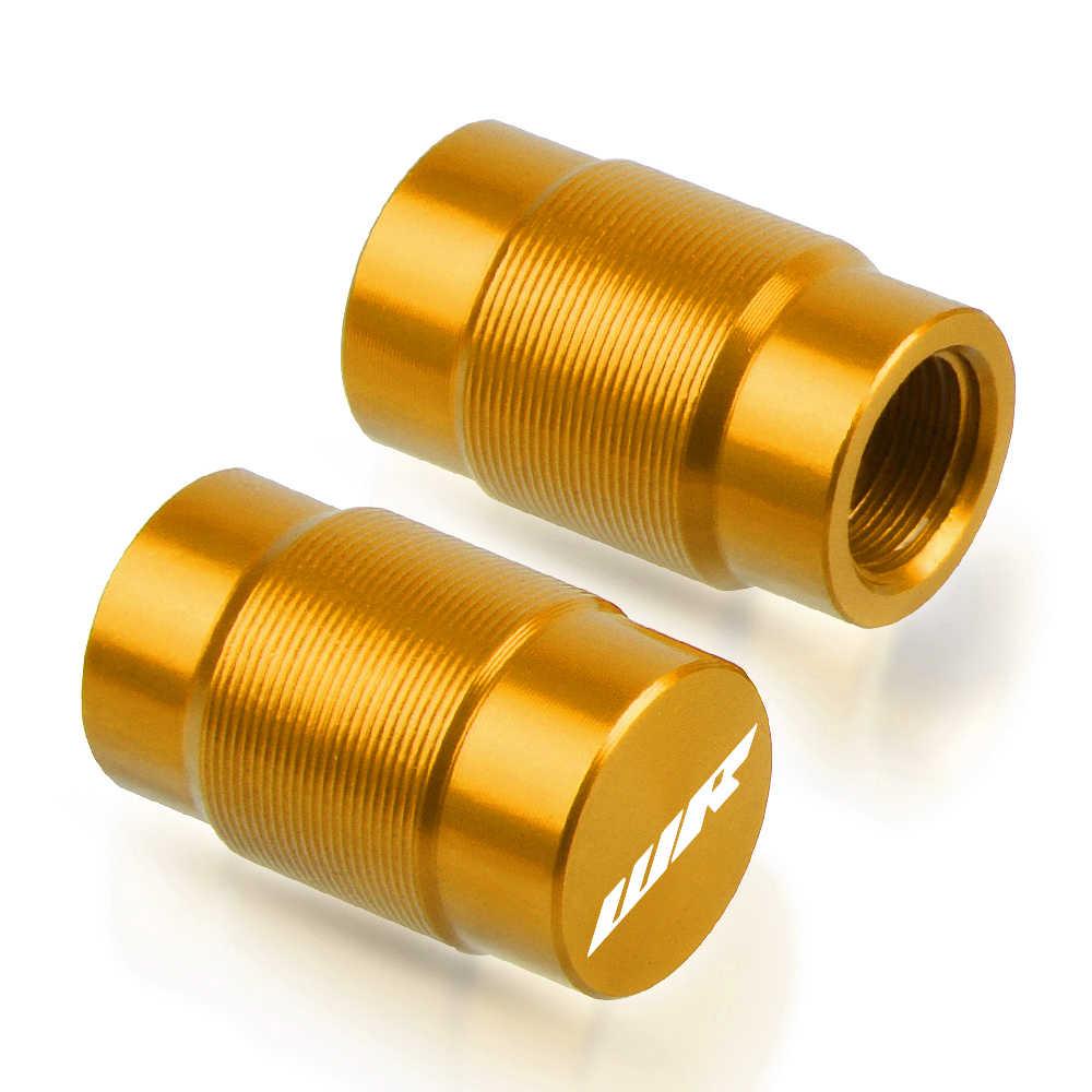 עבור ימאהה WR250 WR450 WR250F WR450F WR250R WR250X WR 250 450 250F 450F 250R 250X F R X MOTO גלגל צמיג שסתום כיסוי